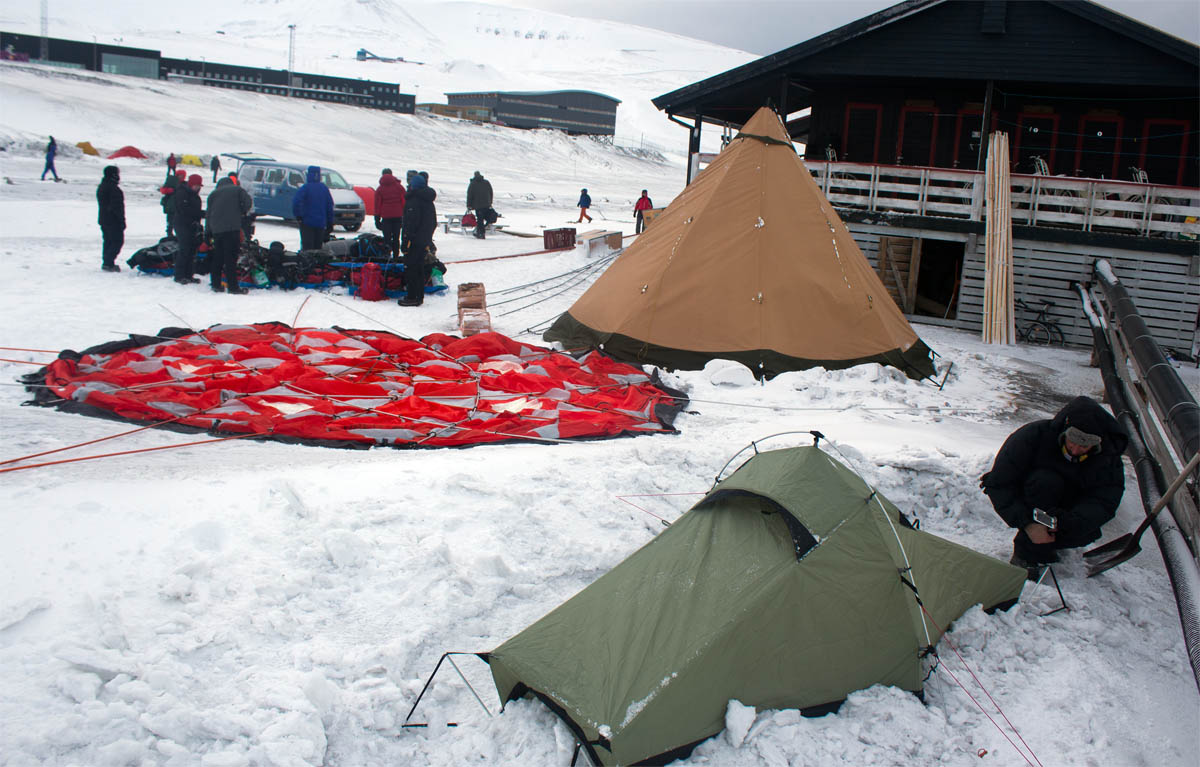 Svalbard's dark side: Blizzards, blackouts and blunders can cloud eclipse experience
