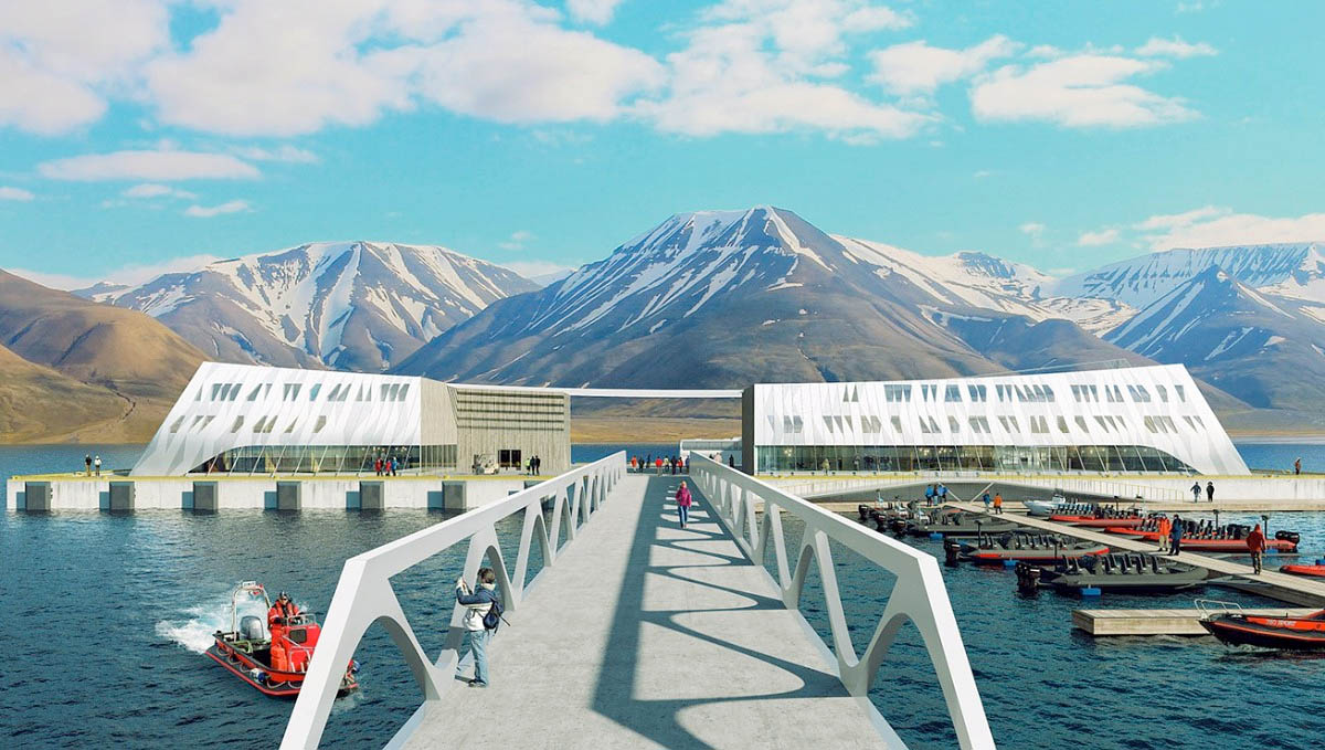 Go USA…but go away China? Opposing reactions to two large-scale foreign investments in Svalbard
