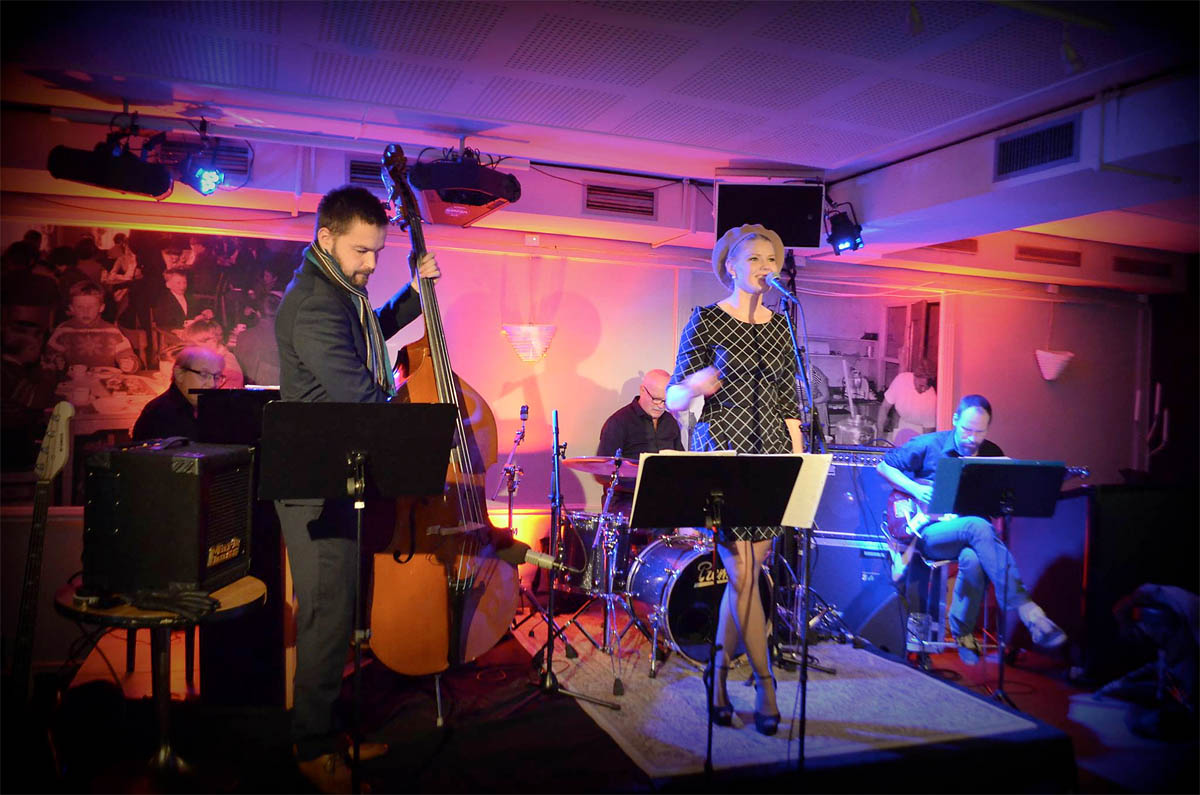 Defining moments: Polarjazz not bringing in many namesake musicians, but locals will provide plenty of cool vibes