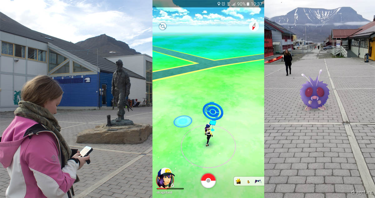 Invasive species: Civilians rapidly joining world's northernmost Pokémon Go militia to catch new intruders