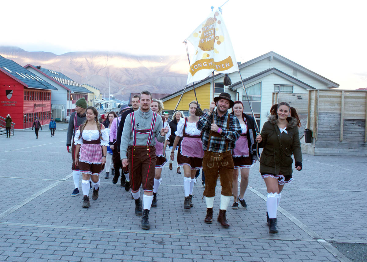 Sweet taste of beer: More ways than ever to get hungover during annual Oktoberfest