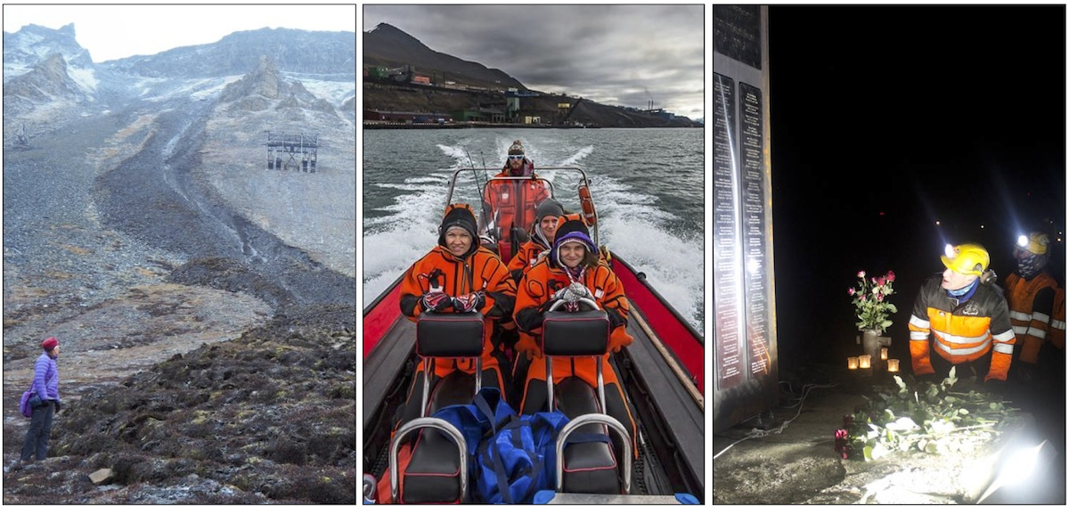 Dialing it up a notch: Landslides, mining shutdown, record rain and heat among Svalbard's 11 biggest stories of 2016