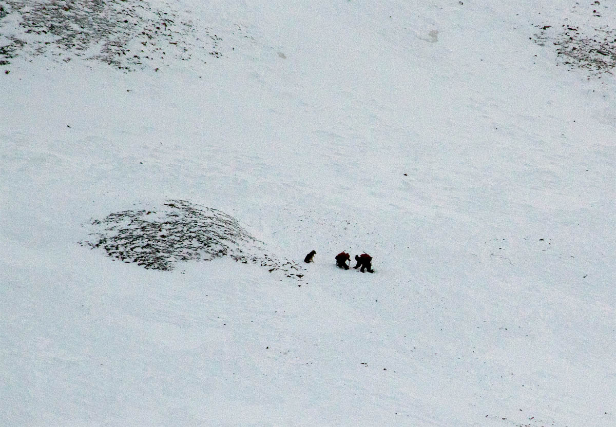 AVALANCHE UPDATE: NVE experts conducting snow checks throughout Wednesday; public update meeting at 8 p.m.