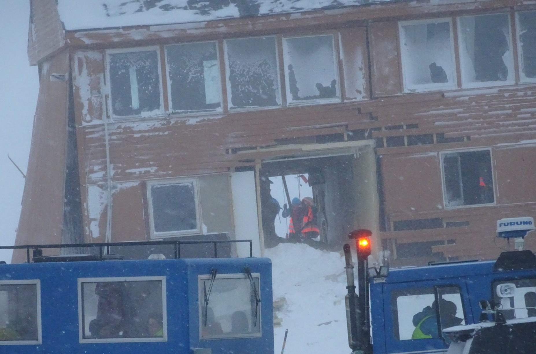 WARNING SIGNS: Another major avalanche shatters people's faith in official alert system as well as homes
