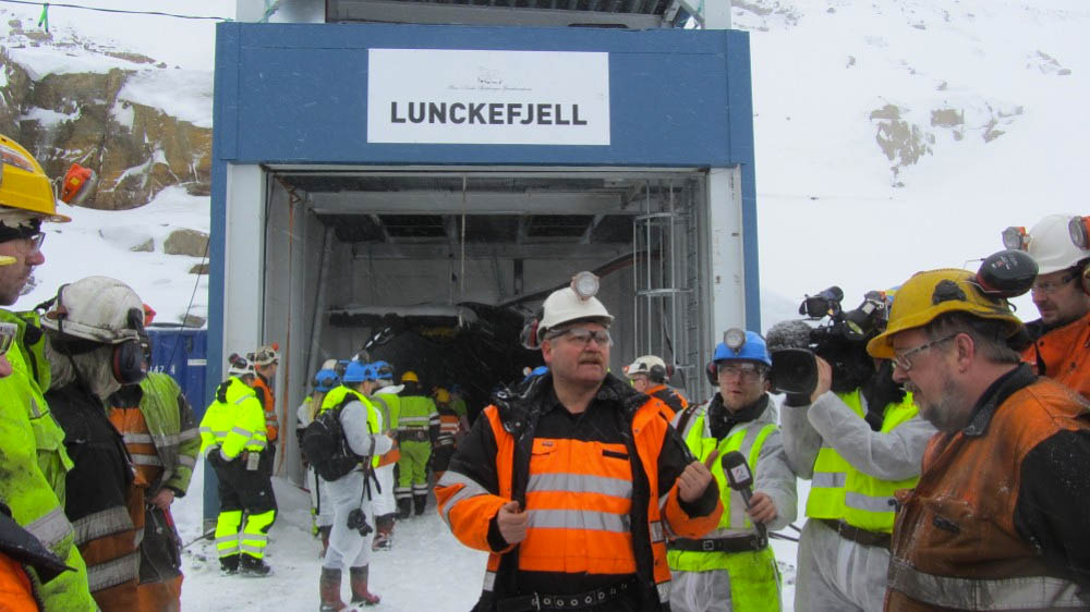 FINAL CLOSURE: Government recommends permanent shutdown of mining at Svea, Lunckefjell