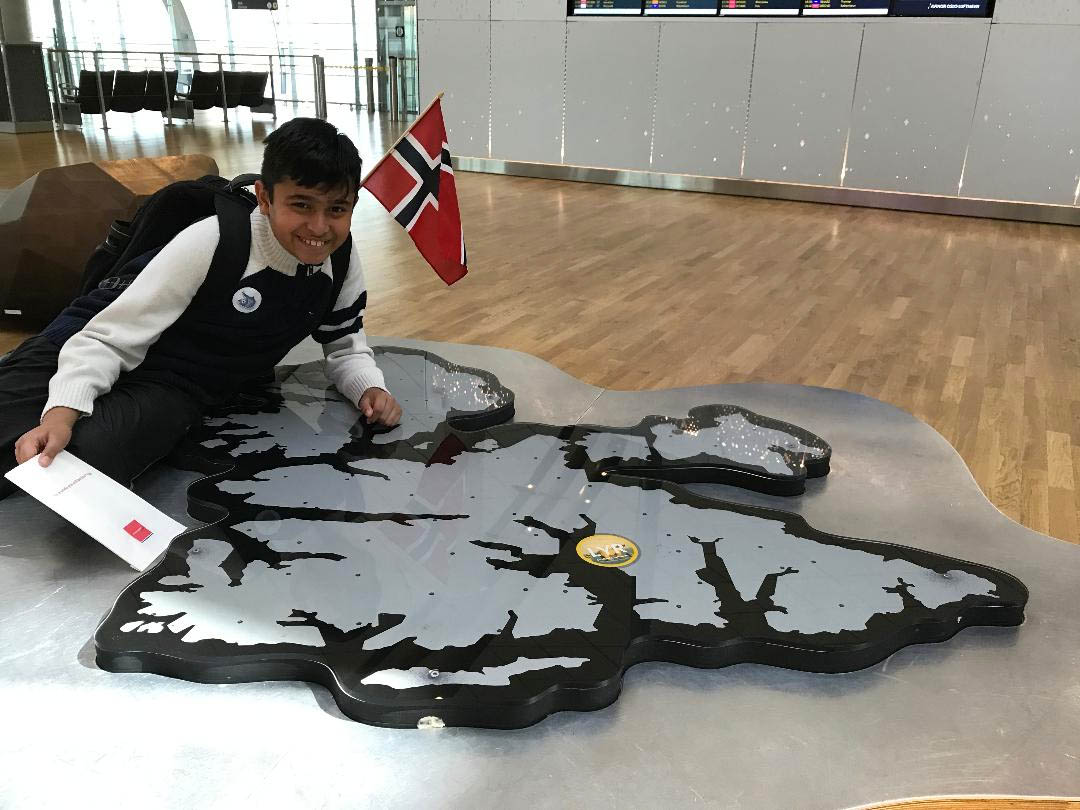 Dialing Svalbard up to 11: Youth wows locals with years of book knowledge prior to visit, but discovers reality is so much more