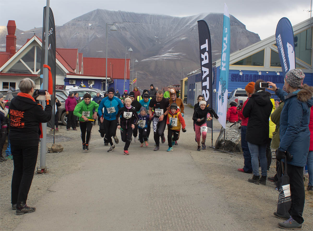 Rapid relief: Longyearbyen off to another fast start in annual telethon; this year's funds to benefit homeless, addicts, others struggling in Norway