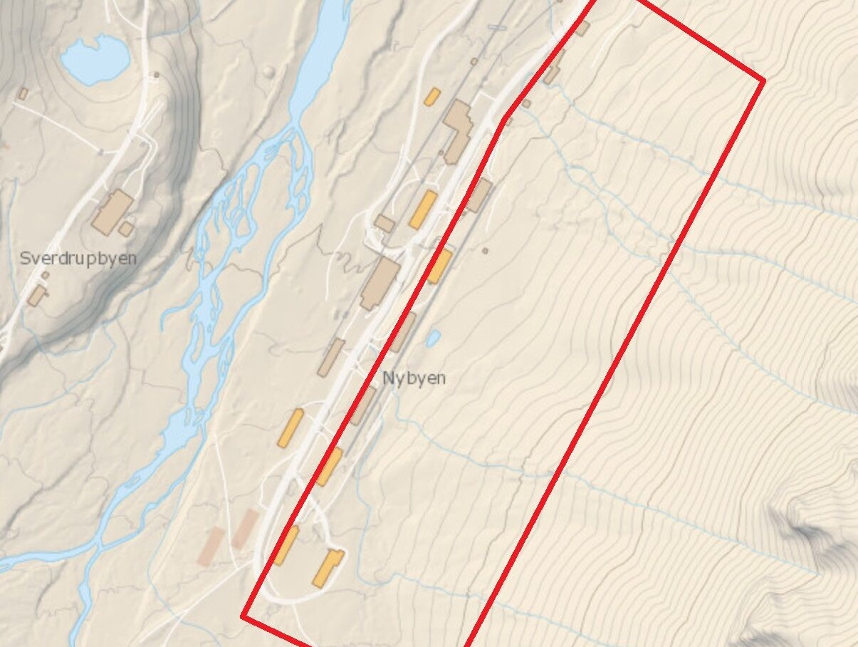 ALERT: Upper homes/lodging in Nybyen evacuated, other access limits in town imposed due to weather-related avalanche risks