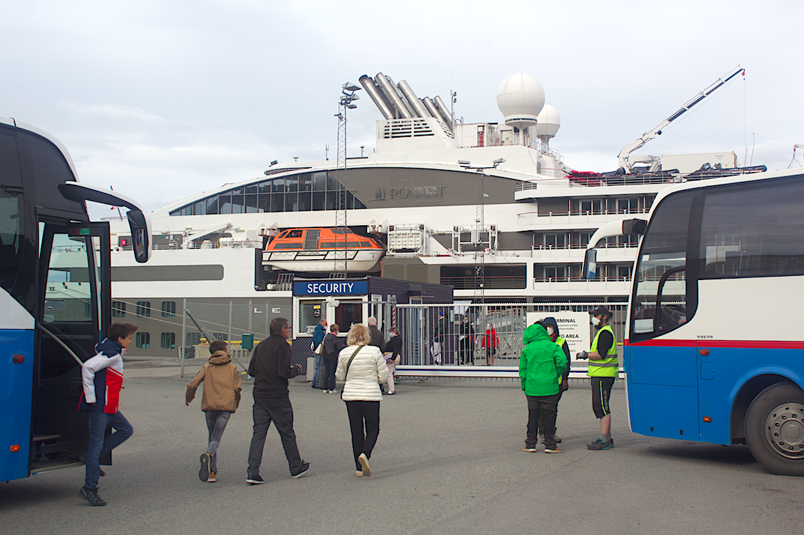 CRUISE BAN REINSTATED: Norway halts cruises of more than 100 people for two weeks following COVID-19 outbreak aboard Hurtigruten ship