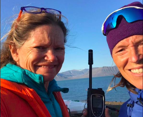 COVID-19 WATCH IN LONGYEARBYEN: Two women w/ 'Hearts in Ice' tested after trip on infected Huritgruten ship to cabin; people second ship in contact w/ couple being kept aboard in Longyearbyen