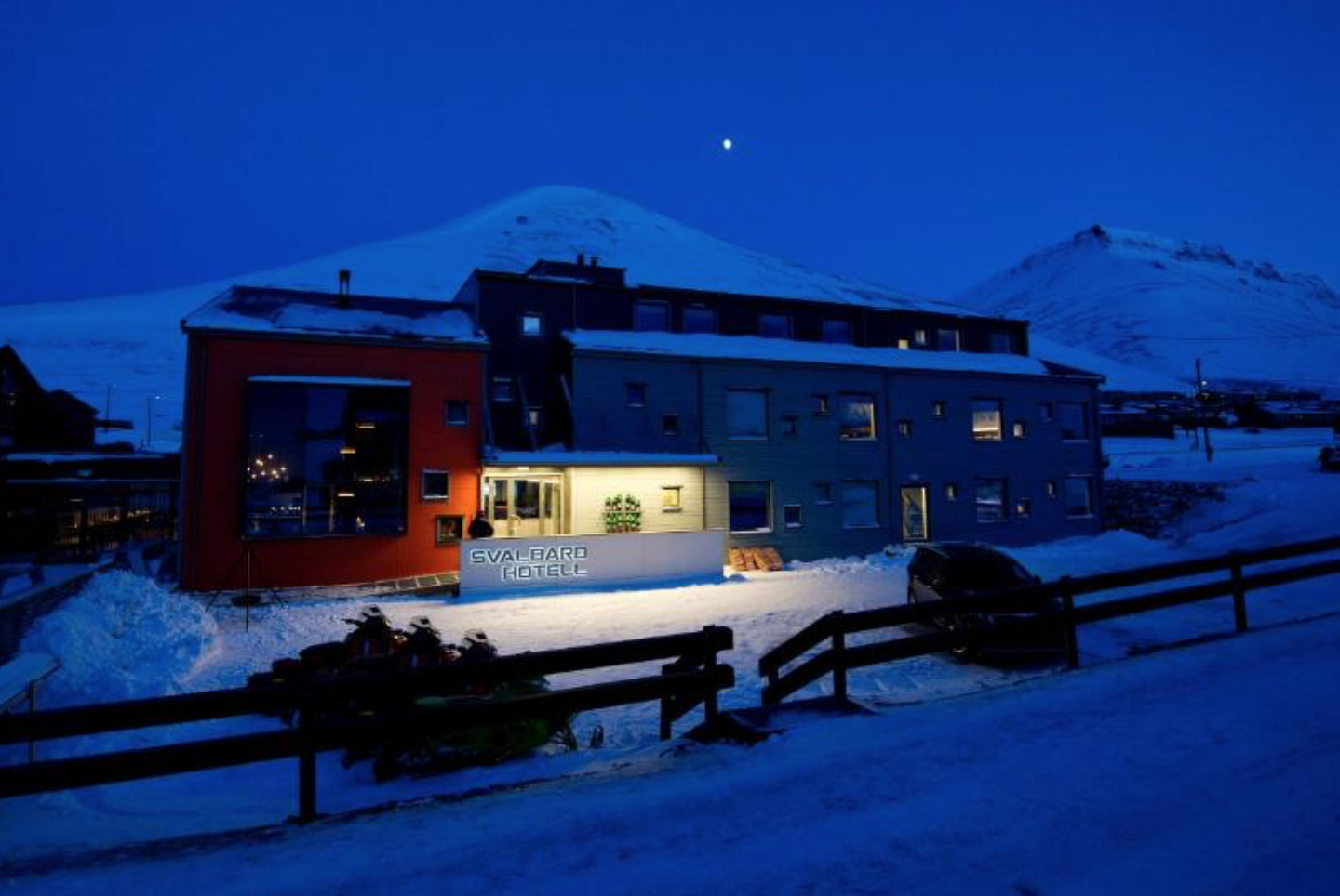 25M KR. IN COVID-19 TOURISM AID FOR SVALBARD: Norway's government OK's extra funds to help devastated industry