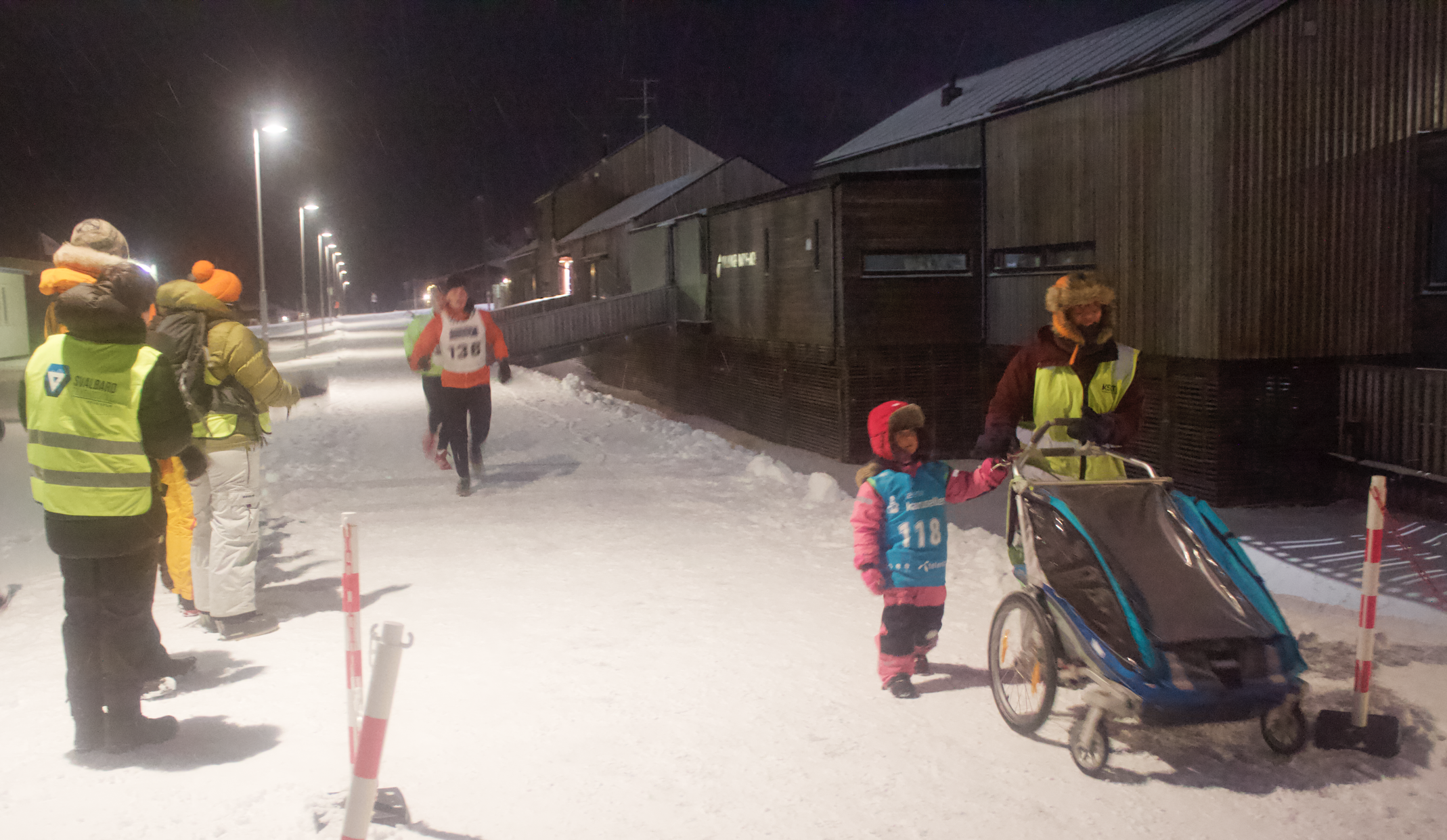 CELEBRATING CHRISTMAS AT WHATEVER IS YOUR SPEED: Full stocking of lively and leisurely traditional Svalbard events gets going, even in this year gone viral