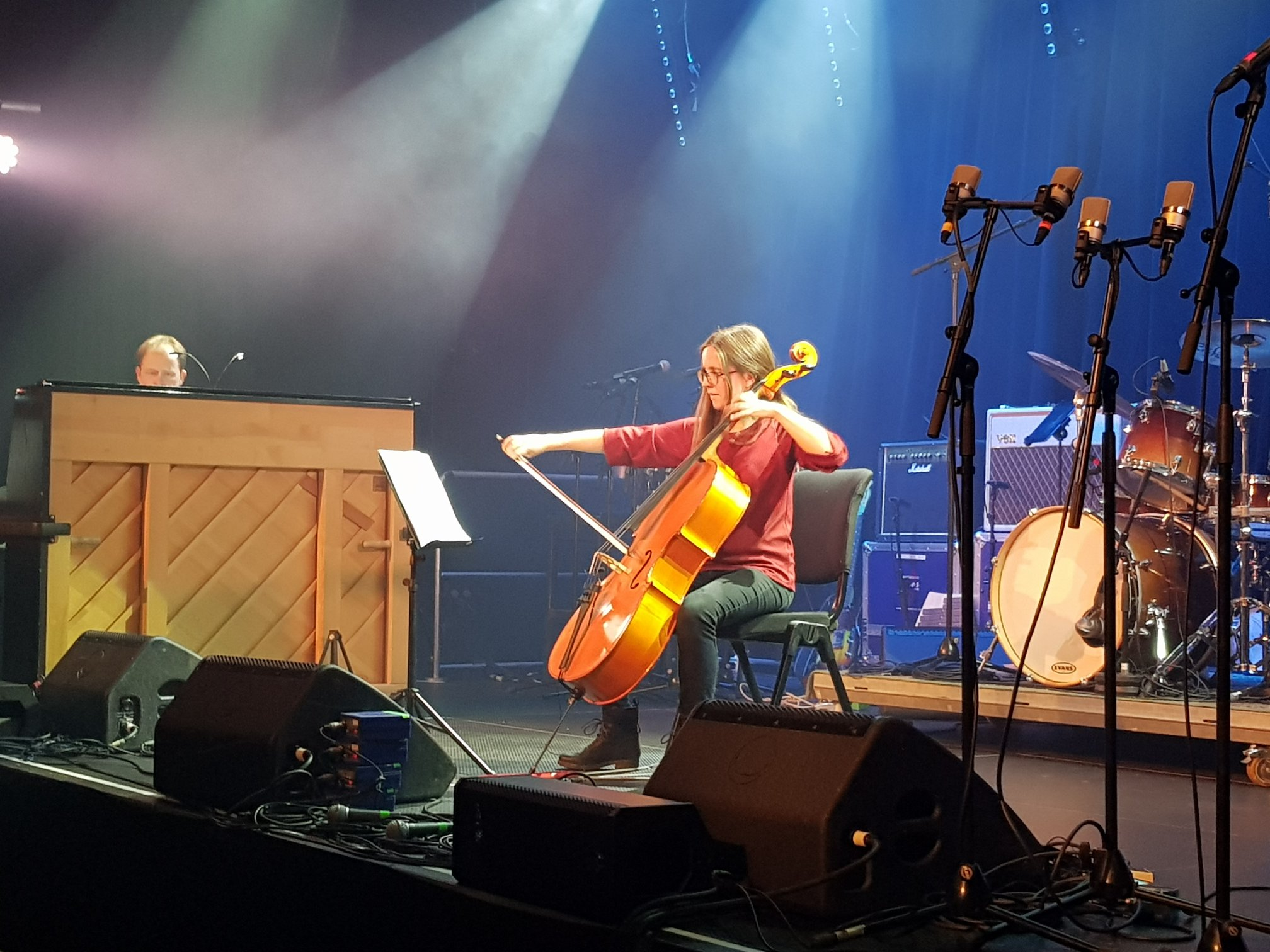 POLARJAZZ IN A PANDEMIC: Smaller lineup, bands and crowds – but it's Svalbard's first major music festival of the COVID-19 era thanks to a wonder of creative thinking and improvisation