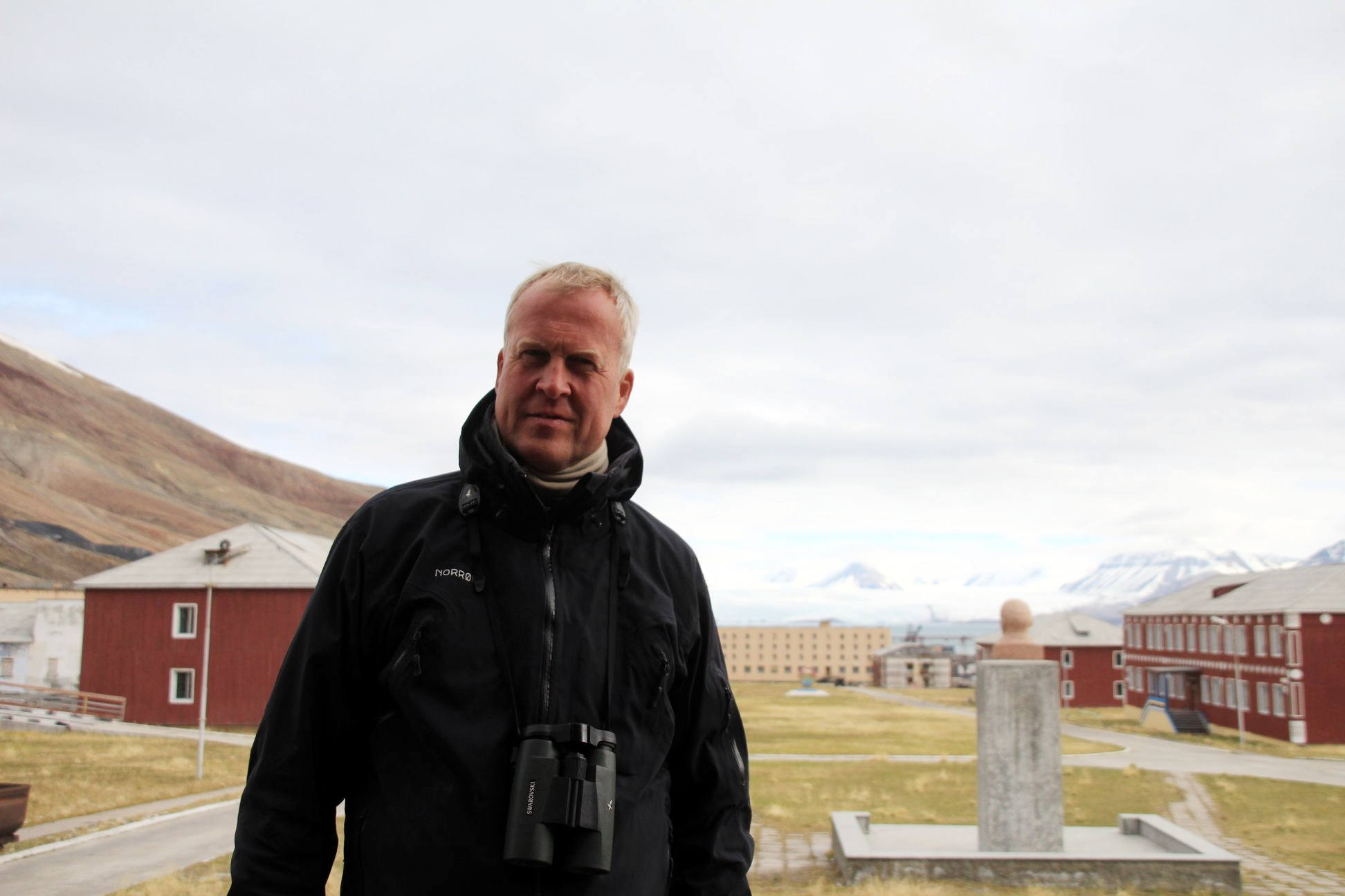 MEET THE NEW MASTER: Lars Fause, lead Troms/Finnmark prosecutor and former Svalbard lieutenant governor, to be new archipelago governor under new <em>Sysselmester</em> title as of July 1