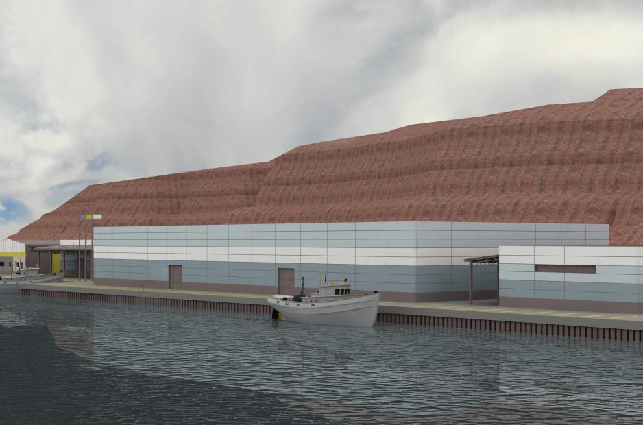 FISH PROCESSING PLANS ON HOLD: Proposed facility in Barentsburg delayed due to cost concerns; Norwegian scientists studying future potential for industry