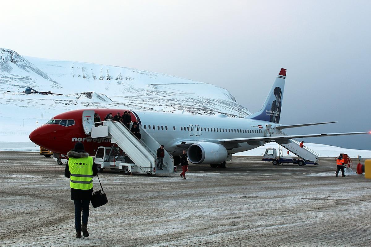 norwegianairsvalbard