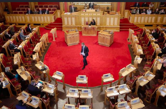 parliament aid