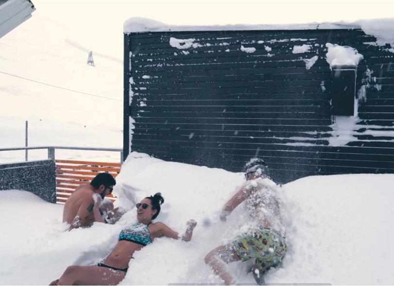 snowquarantine